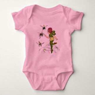 Little Fairy boy Baby Bodysuit