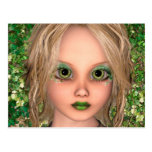 Little Fairy Postcard
