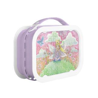 Little Fairy Princess Fantasy Art Lunchbox