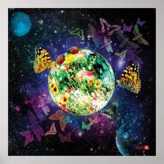 Little Fantasy World - especie Digital Impresiones