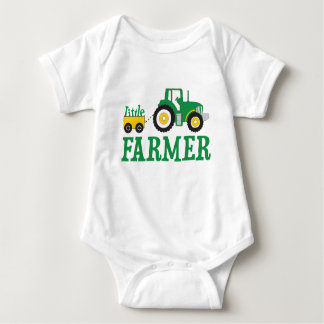 Little Farmer Baby Bodysuit