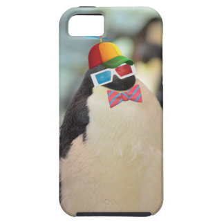 little fat and fluffy penguin iPhone SE/5/5s case