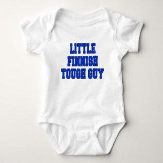 Little Finnish Tough Guy Baby Bodysuit