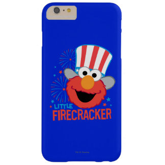 Little Firecracker Elmo Barely There iPhone 6 Plus Case