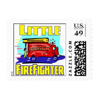 Little Firefighter Postage