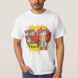 Little Firefighter  T-Shirt