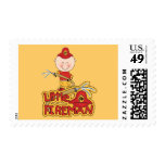 Little Fireman Tshirts and Gifts Stamps