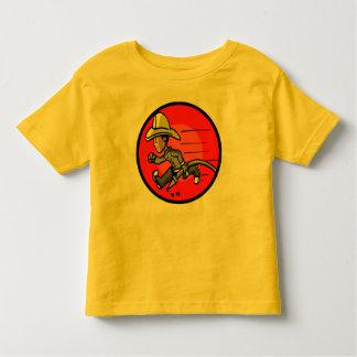 Little Fireman's T-shirts