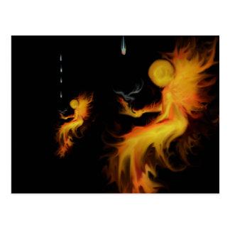 Little Fires Postcard