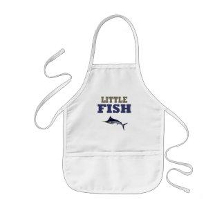 LITTLE FISH APRON