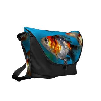 Little Fish Messenger Bag