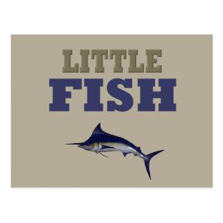 LITTLE FISH POSTCARD