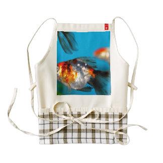 Little Fish Zazzle HEART Apron
