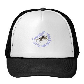 Little Fishing Buddy Trucker Hat