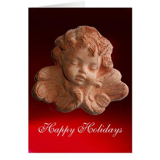 LITTLE FLORENTINE ANGEL CARD