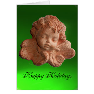 LITTLE FLORENTINE ANGEL CARD