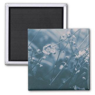 Little Flower (Blue) Magnet