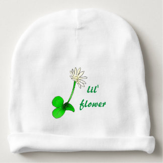 Little Flower by The Happy Juul Company Baby Beanie
