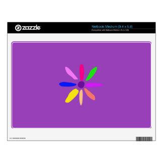 Little Flower Netbook Decals