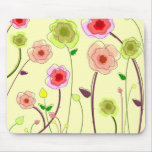 Little Flowers Mouse Pad