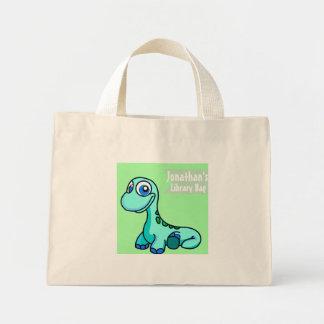 Little Foot Dinosaur Tiny Tote Bag