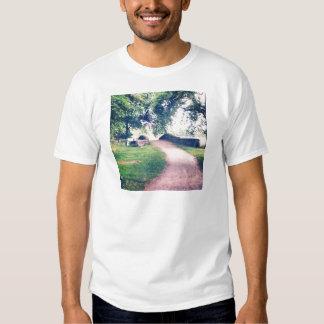 Little footbridge tee shirt