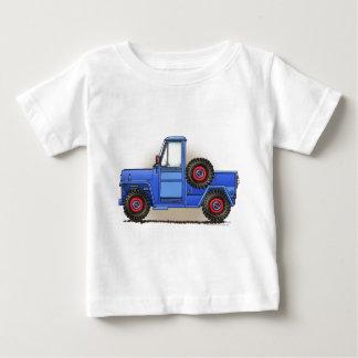 Little Four Wheel Pickup Truck Infant T-shirt