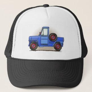 Little Four Wheel Pickup Truck Trucker Hat