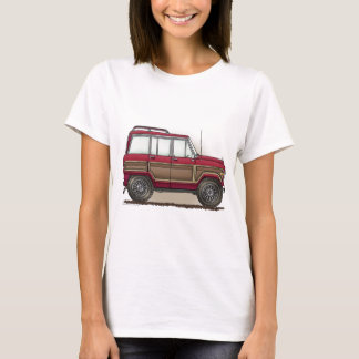Little Four Wheel Station Wagon T-Shirt