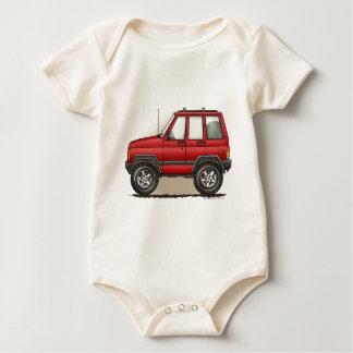 Little Four Wheel SUV Car Creeper