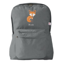 Little Fox American Apparel™ Backpack