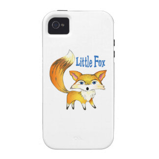 LITTLE FOX Case-Mate iPhone 4 CASES