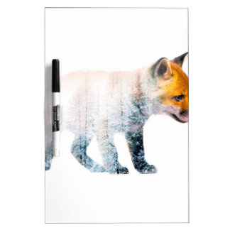 Little fox Dry-Erase board