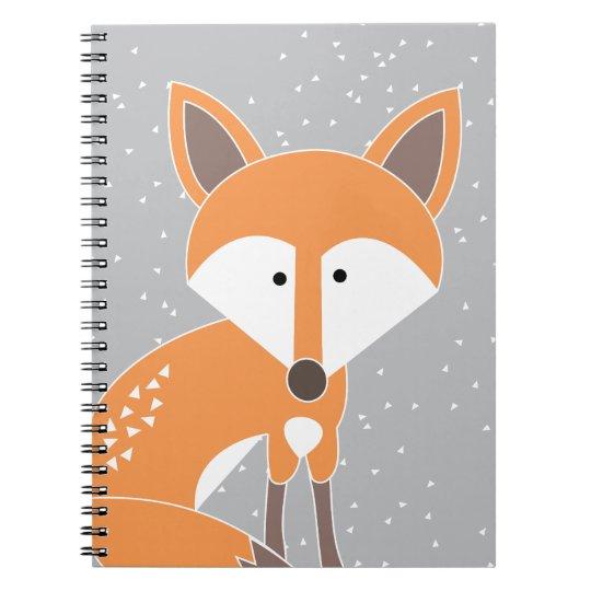 Little Fox Notebook
