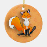 Little Fox Ornament