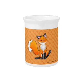 Little Fox Pitcher
