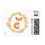 Little Fox Postage Stamps