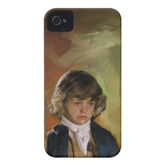 Little Frank Churchill Funda Para iPhone 4