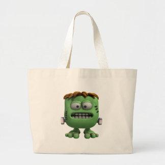 Little Frank Jumbo Tote Bag