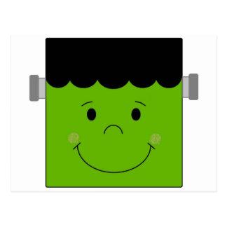 Little Frankenstein Postcards