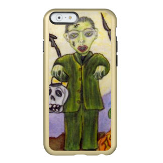 Little Frankenstein Skull Bats Moon Halloween Incipio Feather® Shine iPhone 6 Case