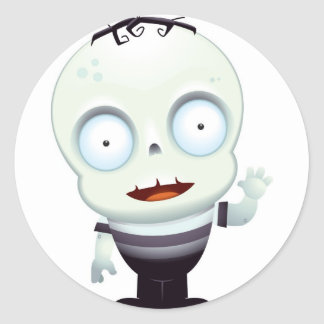 Little Frankenstein Sticker