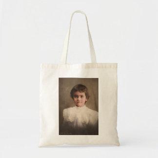 Little Frida Tote Bag