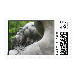 Little Friend (color) Stamp