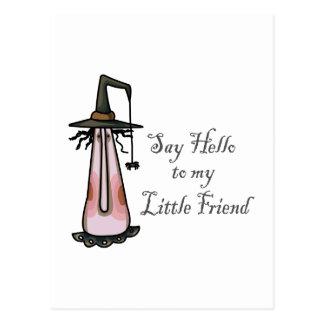 Little Friend Postcard