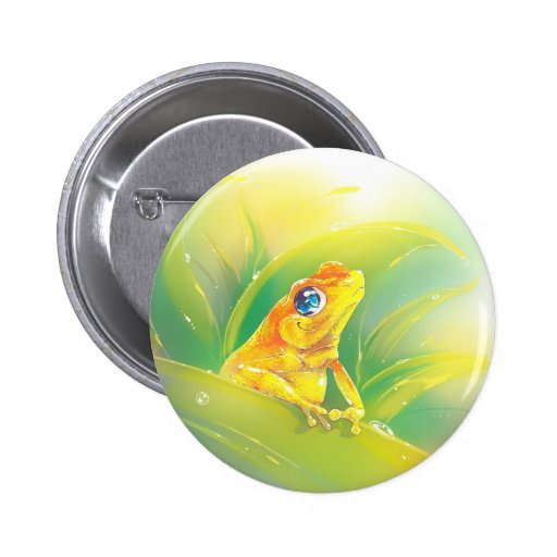 Little Frog Button