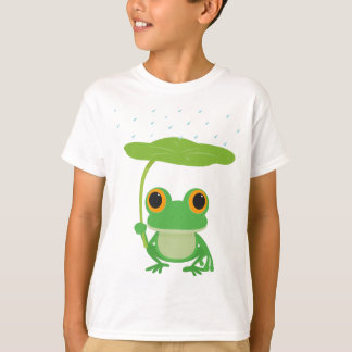 Little frog in the rain T-Shirt