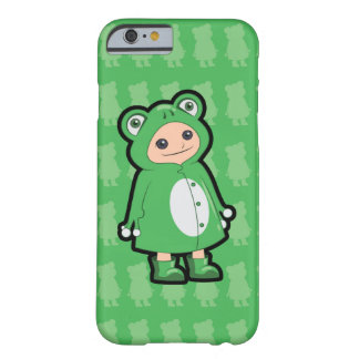 Little Frog Rain Coat Barely There iPhone 6 Case
