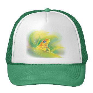 Little Frog Trucker Hat