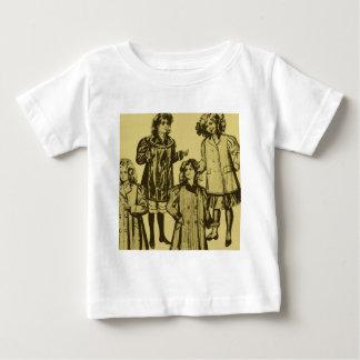 Little Gals Baby T-Shirt